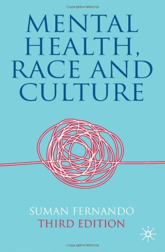 Fernando, Suman. Mental Health, Race and Culture