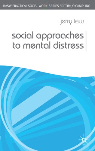 Tew, Jerry. Social Approaches to Mental Distress