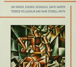 Parker, Ian, Eugenie Georgaca, et al. Deconstructing Psychopathology